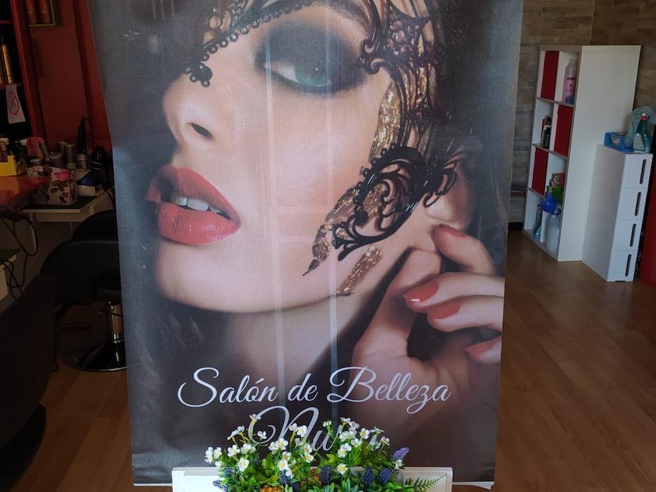 entrada Salón de Belleza Nuria
