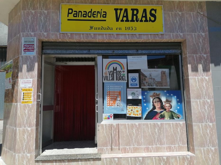 Panadería Varas Villamuriel